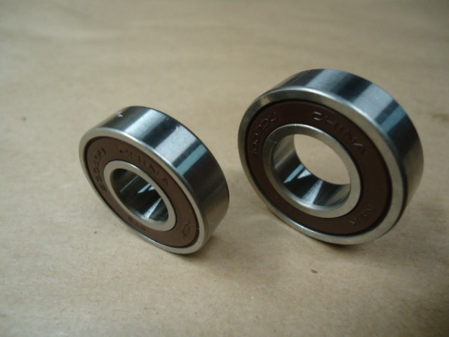 RCG 30cc  / DLE30cc Main Bearings (2pc)  Cod. RCG20497