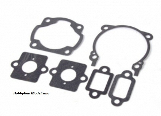 Complete Set of Gasket for Engine EME35 / DLE35RA Cod. EME35-14