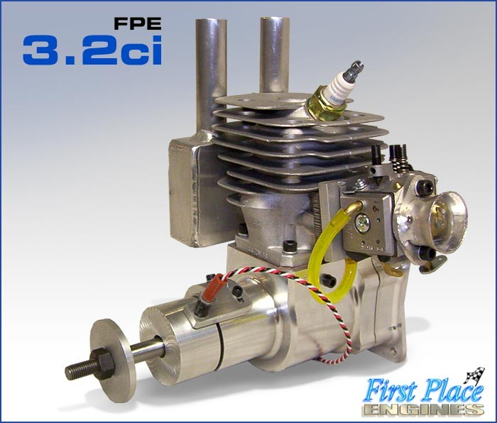 FIRST PLACE ENGINES 3,2 Cod. FPE52