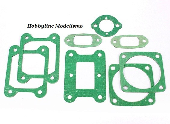 DLA112 Replacement Gasket Set (8pcs) Cod. 42095