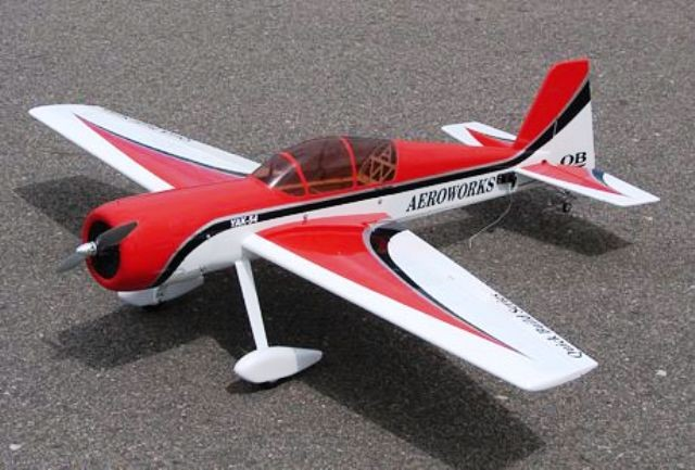 "YAK 54 .60 - .90 ARF-QB Quick Build - 60"" Cod. 90YAK54"
