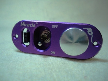New Miracle Power Switch with Fuel Dot Wires 22AWG  Cod. MIRA23