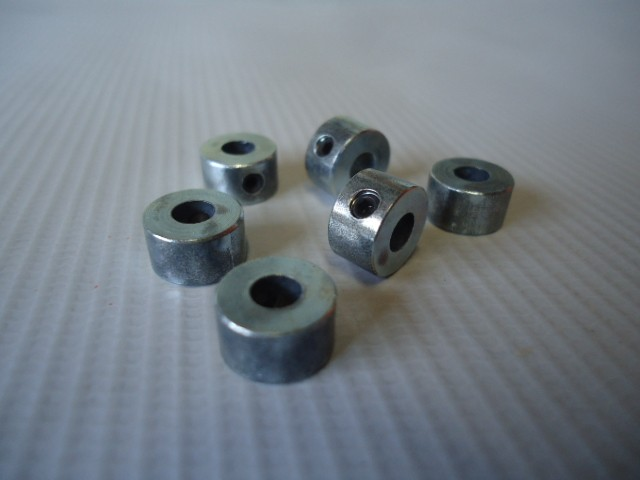 RC Model Products Retentores de Roda 5 / 32 ( 4mm )  Cod. RC0532