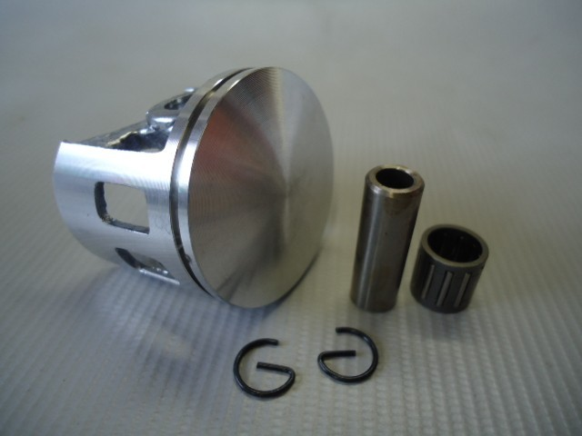 Piston Assembly For Eme55/ Dle55 Gasoline Engine Cod. EME55-4