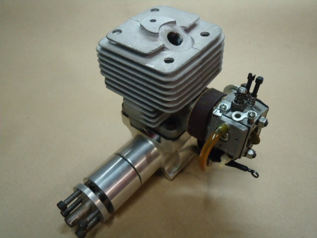 TORCH ENGINES 60cc ( Pouco Uso )   Cod. TOR60/2