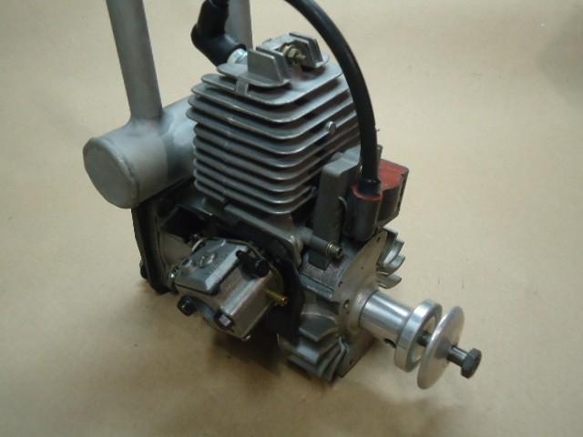 U.S.Engines 41cc  Motor Quadra p / Escalas Cod. USE41/2