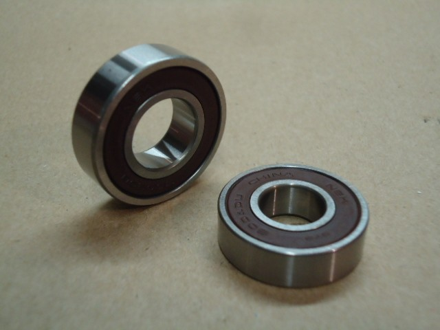 DLE 30cc Main Bearings (2pc) Cod. DLE 20497