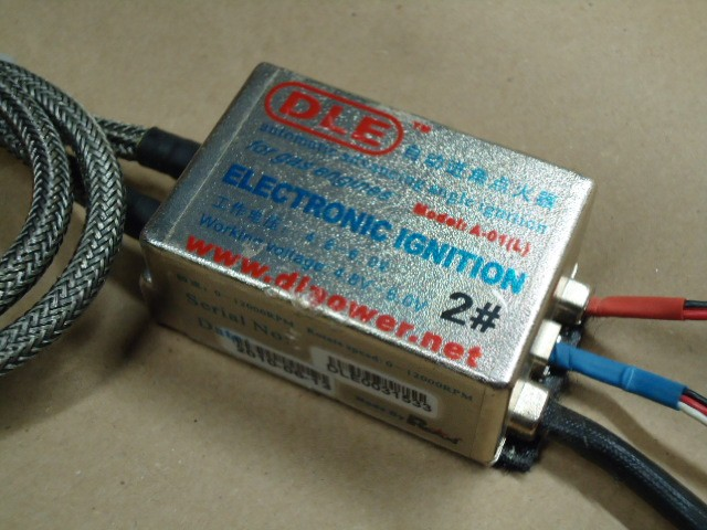 DLE 170cc Ignition Module Cod. IG170-0-1