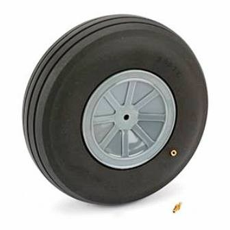 "Dubro 600TV roda de borracha 6""  Cod. DUBR 600TV"