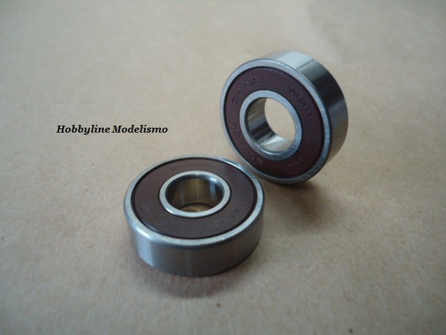 RCG 20cc Gas Engine - Bearings Cod. RCG20473