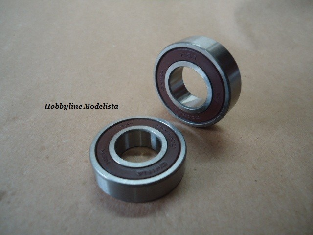 Replacement Ball Bearing Set for Turnigy HP-50cc  Cod. HP10-13