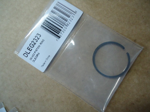 DLE 20RA Engines Piston Ring DLE-20RA Cod.DLEG2323