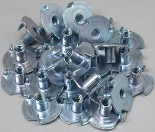 Great Planes Blind Nuts 6-32 Bulk (24) Cod.3327