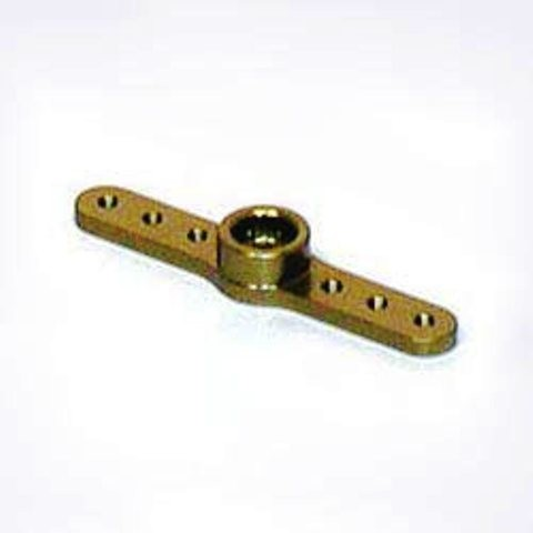"BRACO DE SERVO ALUMINIO ""MACHINED"" - JR/AIR  Cod.  HAN 3530"