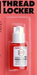 PT - 71 - Trava rosca permanente 6ml - Red