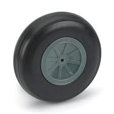 "5"" Dia. Treaded Lightweight Wheel Cod.DUB 500TL"