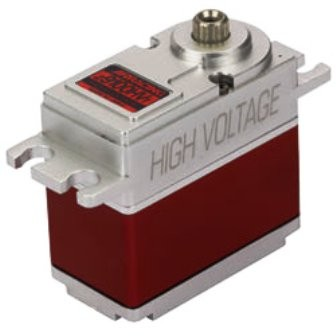 Z9100HVT High Voltage Ultra Torque Servo Cod. JRPS Z9100HVT