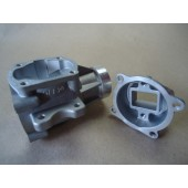 DLE Engines Crankcase w /Back Plate DL-20  Cod: CRANK20