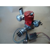 KROMA 50cc  Red Engines  Cod. KRO50/2