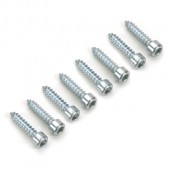 "4 x 1/2"" Socket Head Sheet Metal Screws (QTY/PKG: 8 ) Cod. DUBR382"