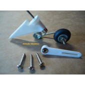Bequilha Sprung Steering Tailwheel Assembly 0.40~0.60 Size Cod. 20032