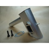 DLE Engines Muffler DLE-55  Cod. 55-A31