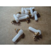 Ball and roller link 3.9x2x16mm (10pcs) Cod. 8233