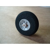 Roda Bequilha Super Light Wheels D35xH10 Cod. 9891