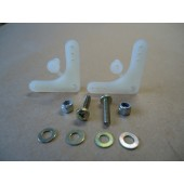 Control Arms 37.3 x 22.3 x 4mm  2 Pcs  Cod. 8601 / 2